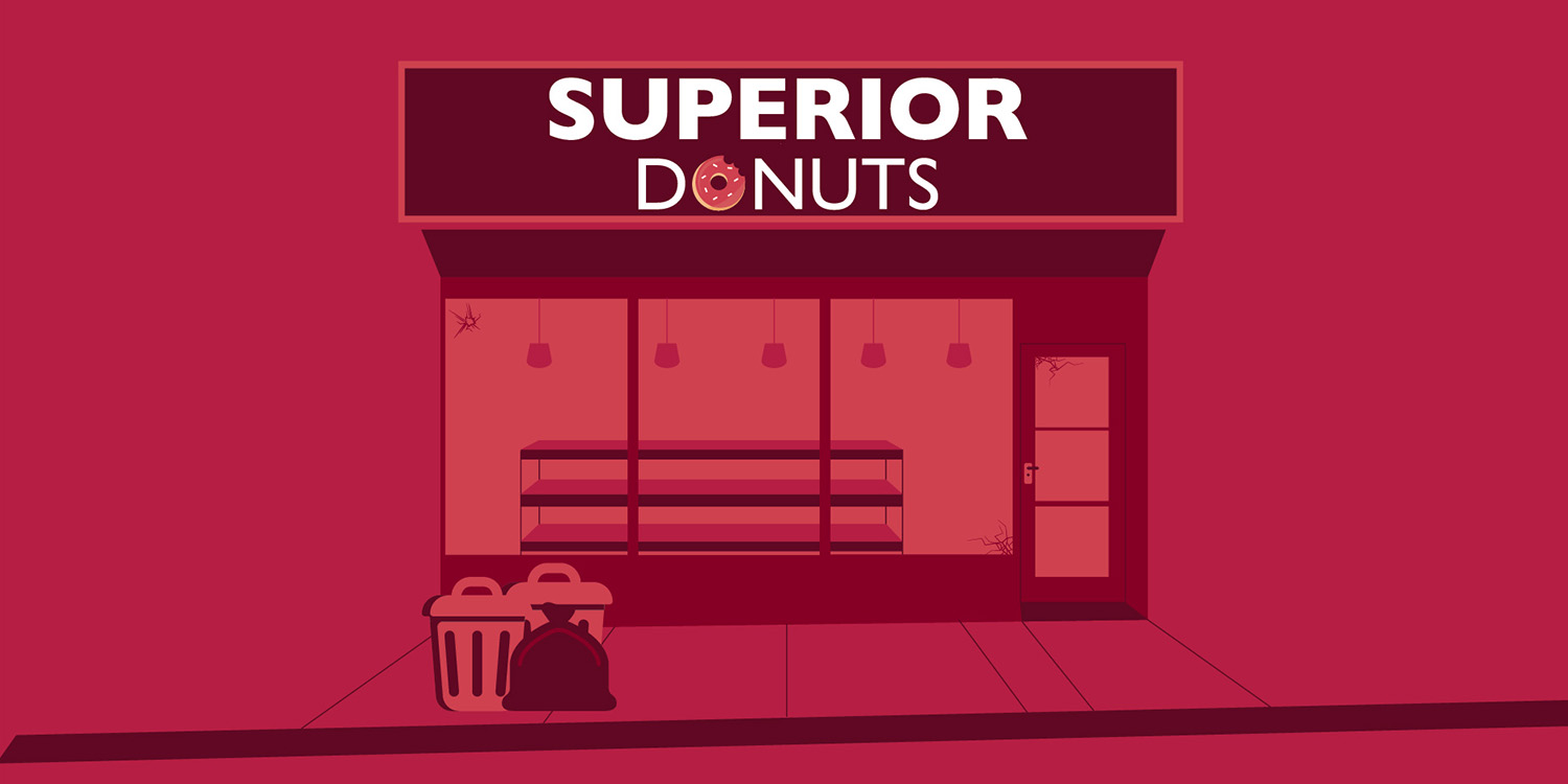 Superior Donuts poster image