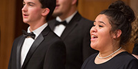 Music ensembles and tours - Bel Canto Singers perform