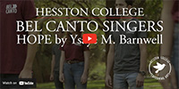 Performances and Recordings - Bel Canto Singers music video
