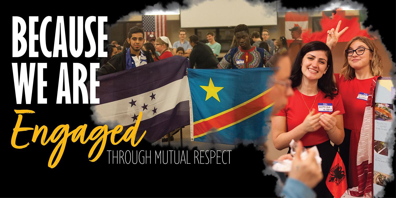 Aspiration 3 - Engaged through mutual respect