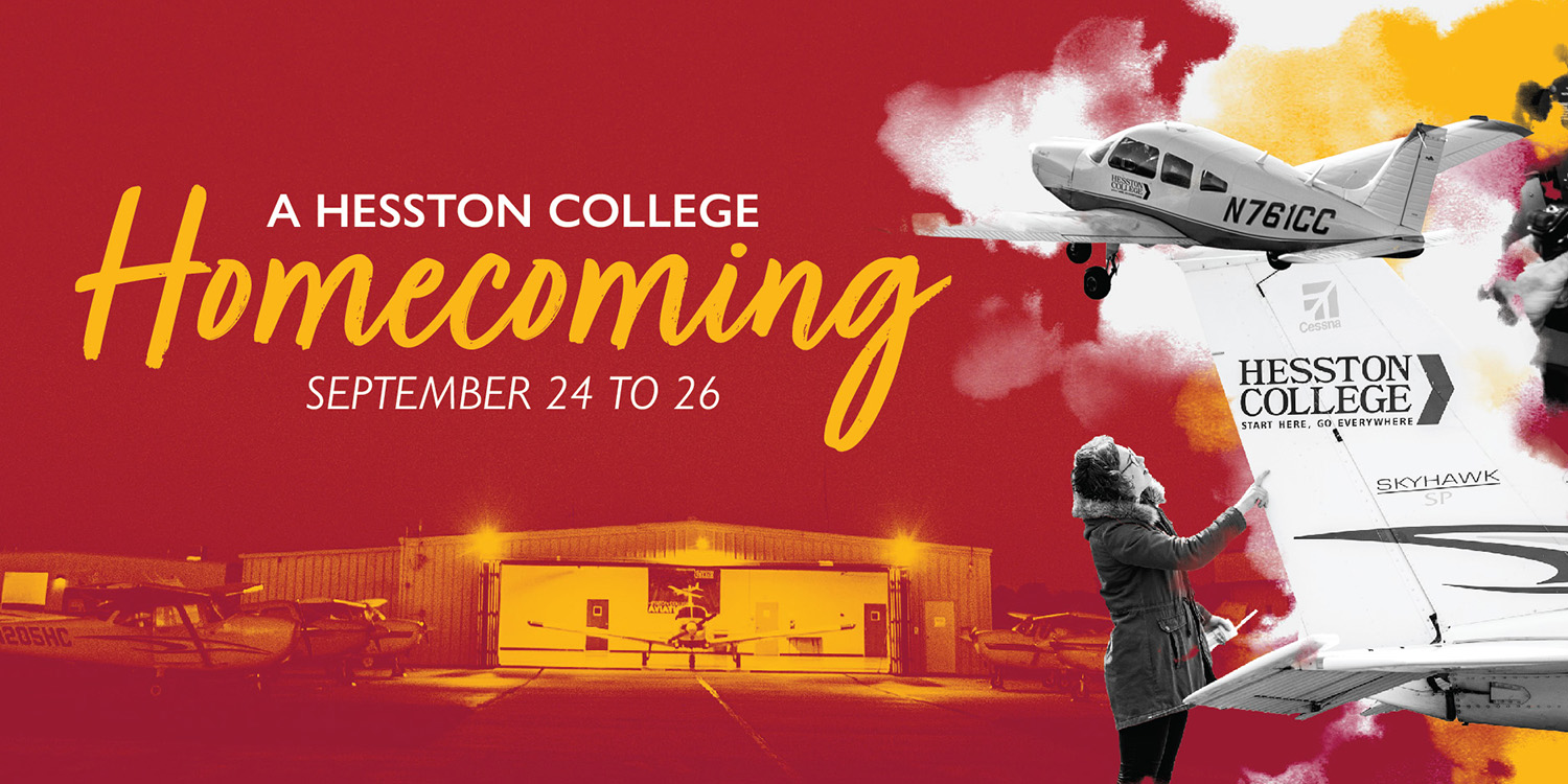 Hesston College Homecoming - Sept 24 to 26, 2021