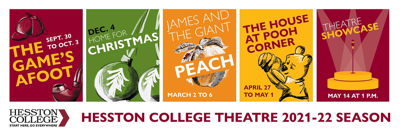 2021-22 Hesston College Theatre Season